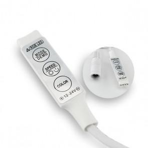 Mini LEDstrip controller RGB Plug and Play