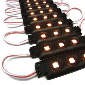 Waterdichte LED strip 6,5 cm 12V Oranje