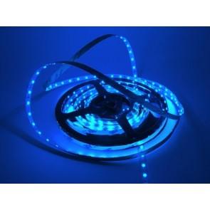 Blauwe LED strip op maat gemaakt