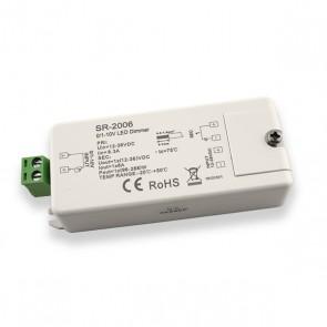 LED dimmer 1 kanaals 1-10 V, SR-2006