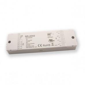 LED dimmer 4 kanaals 0-10V, SR-2002