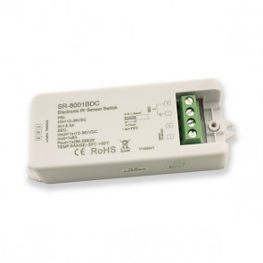 IR sensor schakelaar, SR-8001BDC