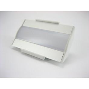 Corner line 45 graden 1 meter aluminium