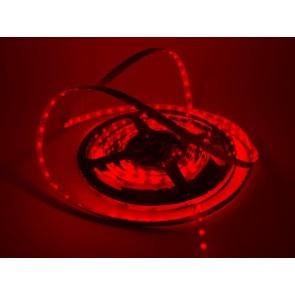Rode LED strip op maat gemaakt