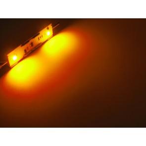 2Watt power LED strip oranje