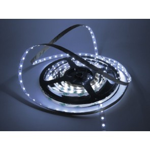Witte LED strip op maat gemaakt
